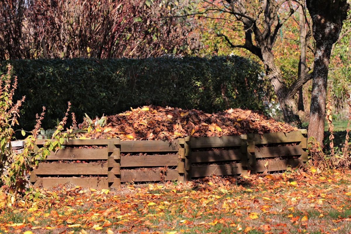 Kompostieren schafft das Gold des Gärtners