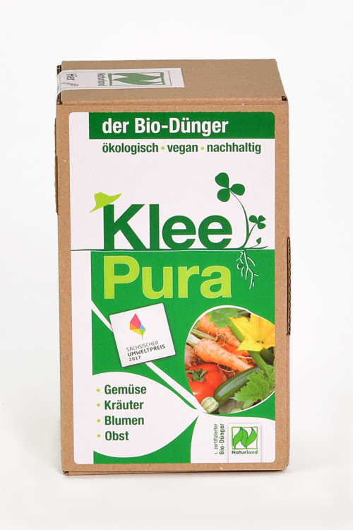 veganer Bio-Dünger für Balkon und Garten
