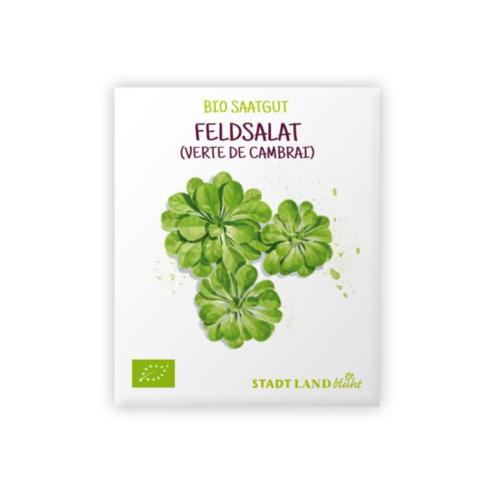 Feldsalat Samen bio Verte de Cambrai
