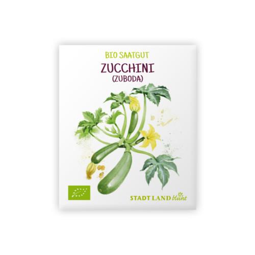 Zucchini Samen bio Zuboda
