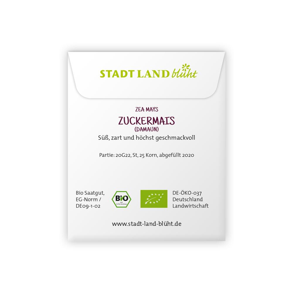 Saatgut Mais Zuckermais-Samen